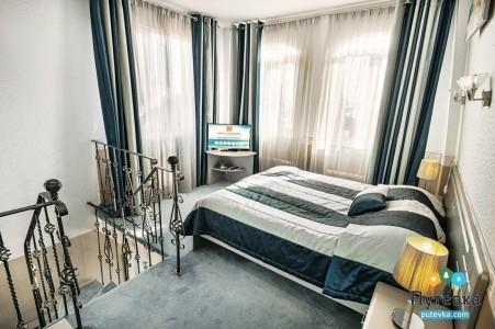 Дуплекс сьют 2-местный 2-комнатный, фото 1