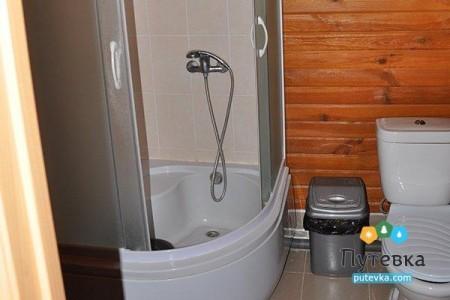 Стандарт 3-местный 1-комнатный с двориком патио, фото 4