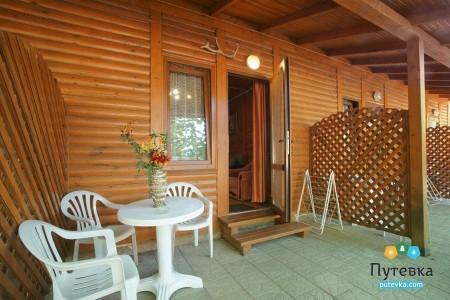Стандарт 3-местный 1-комнатный с двориком патио, фото 3
