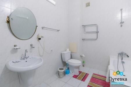 Студио 3-местный 1-комнатный корпус 2 , фото 8