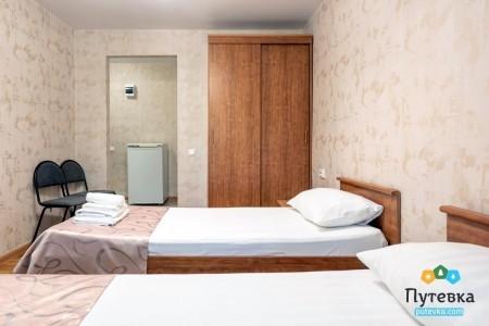 Семейный 4-местный 2-комнатный корпус 1, фото 7