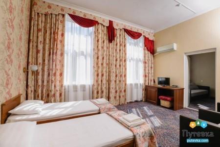 Семейный 4-местный 2-комнатный корпус 2, фото 12