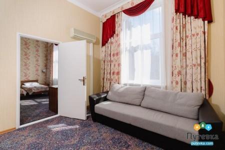 Семейный 4-местный 2-комнатный корпус 2, фото 8