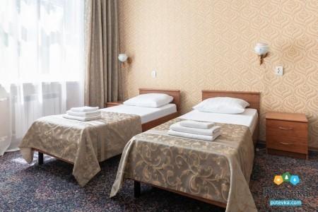 Семейный 4-местный 2-комнатный корпус 2, фото 4
