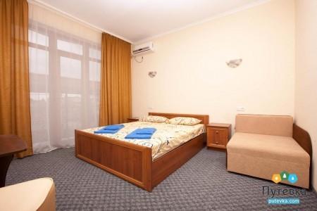 Комфорт 2-местный 1-комнатный, фото 1