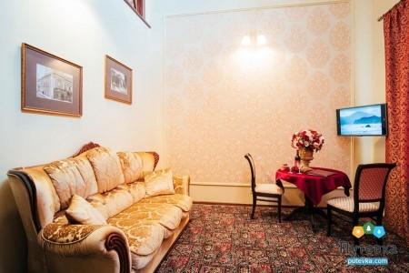 Апартаменты 4-местный 2-уровневые, фото 12