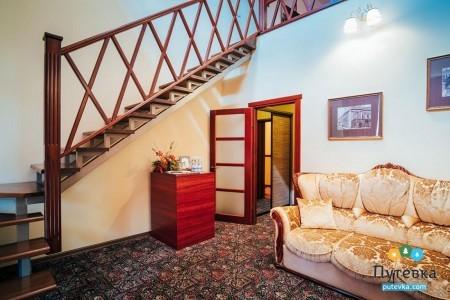 Апартаменты 4-местный 2-уровневые, фото 11
