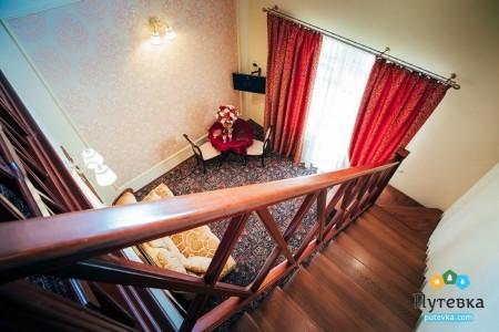 Апартаменты 4-местный 2-уровневые, фото 10