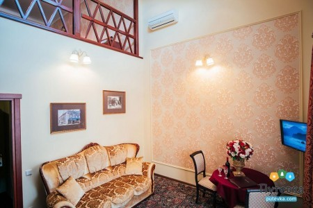 Апартаменты 4-местный 2-уровневые, фото 9