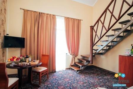 Апартаменты 4-местный 2-уровневые, фото 7
