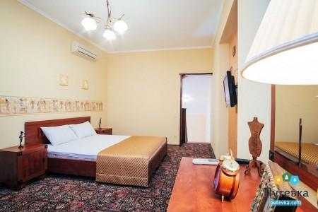 Апартаменты 4-местный 2-уровневые, фото 4