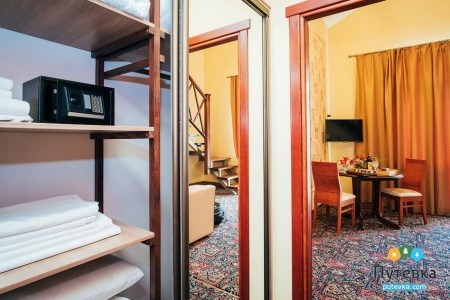 Апартаменты 4-местный 2-уровневые, фото 6