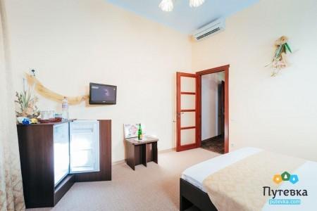 Делюкс 4-местный 2-комнатный, фото 2