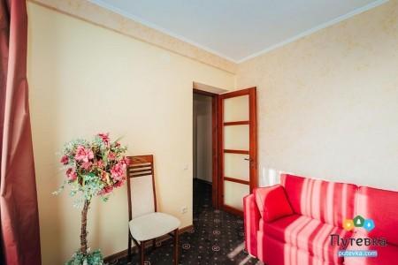 Делюкс 4-местный 2-комнатный, фото 4