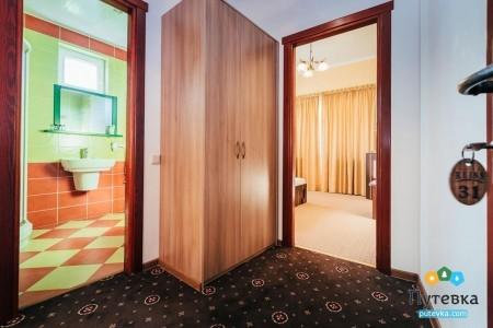 Делюкс 4-местный 2-комнатный, фото 5