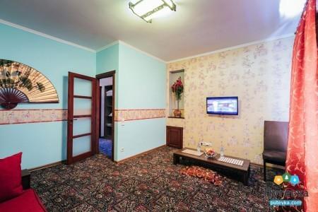 Люкс 4-местный 2-комнатный, фото 4