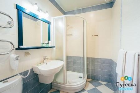 Люкс 4-местный 2-комнатный, фото 12