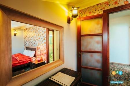 Люкс 4-местный 2-комнатный, фото 11