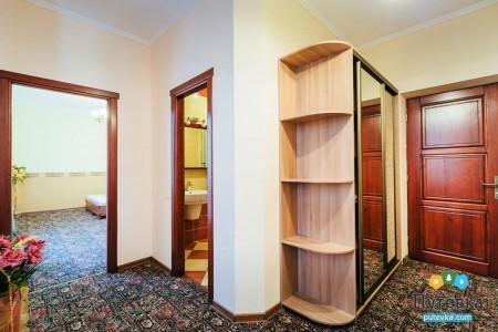 Семейный Люкс 4-местный 2-комнатный, фото 9