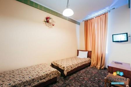 Семейный Люкс 4-местный 2-комнатный, фото 7