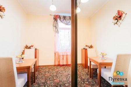 Семейный Люкс 4-местный 2-комнатный, фото 8