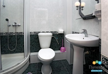 Стандарт 1-местный 1-комнатный с видом на море, фото 2