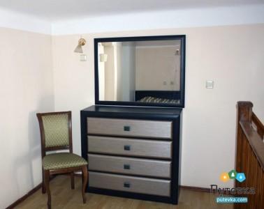 Повышенной комфортности 2-местный 2-уровневый с односпальными кроватями и дивано №6, фото 3