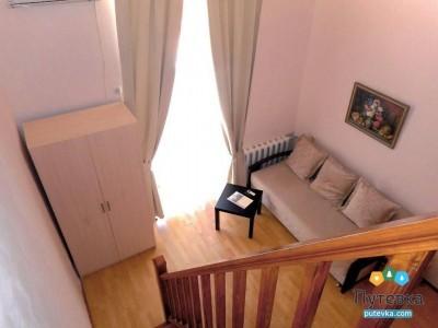 Повышенной комфортности 2-местный  2-уровневый  с балконом, фото 2
