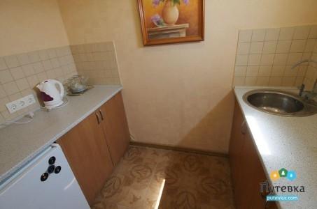 Апартаменты 4-местные двухуровневые с кухней, фото 16