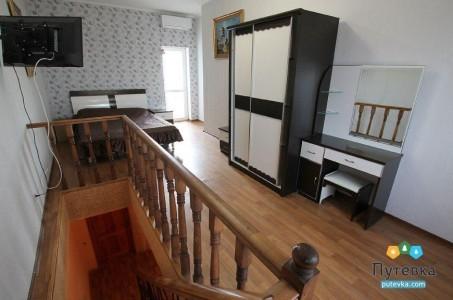 Апартаменты 4-местные двухуровневые с кухней, фото 5