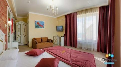 Комфорт VIP без балкона 2-местный корпус 3 (Валенсия), фото 1