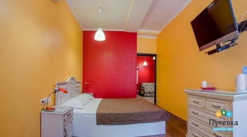 Полулюкс 2-местный 2-комнатный корпус 2, фото 1