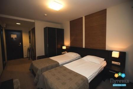 Стандартный 2-местный 1-комнатный Twin, фото 2