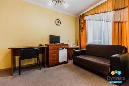 Стандарт 2-местный 2-комнатный корпус 1, фото 4