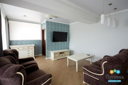 Люкс 2-местный 2-комнатный VIP , фото 7