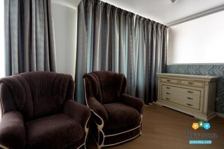 Люкс 2-местный 2-комнатный VIP , фото 9