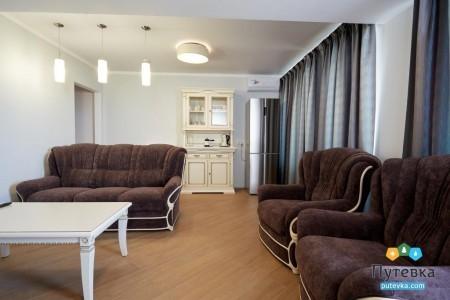 Люкс 2-местный 2-комнатный VIP , фото 10