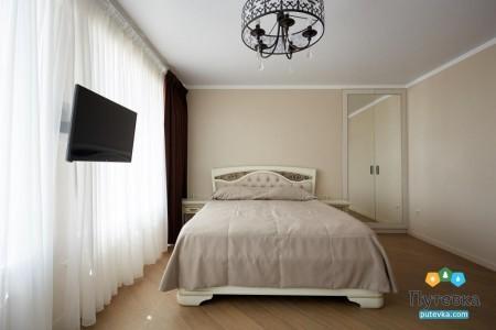 Люкс 2-местный 2-комнатный VIP , фото 2