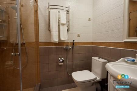 Люкс 2-местный 2-комнатный VIP , фото 17