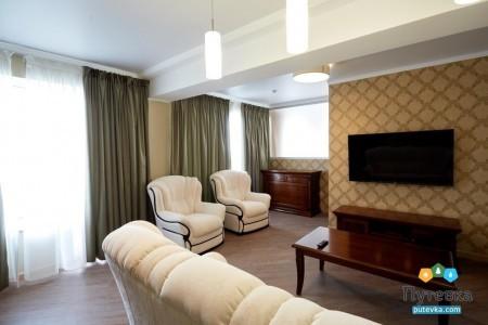 Люкс 2-местный 2-комнатный VIP , фото 14