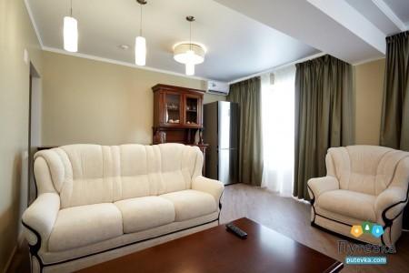 Люкс 2-местный 2-комнатный VIP , фото 13