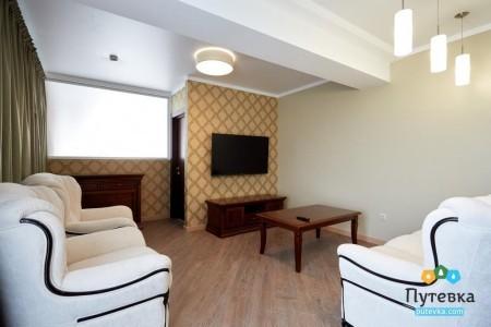 Люкс 2-местный 2-комнатный VIP , фото 12