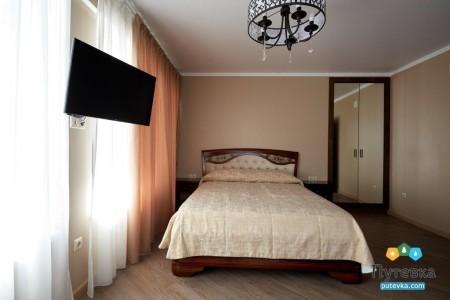 Люкс 2-местный 2-комнатный VIP , фото 4