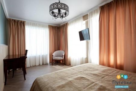 Люкс 2-местный 2-комнатный VIP , фото 5