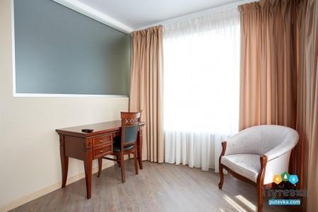 Люкс 2-местный 2-комнатный VIP , фото 6