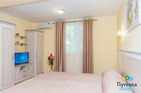 Апартаменты 2-местные 3-комнатные, фото 1