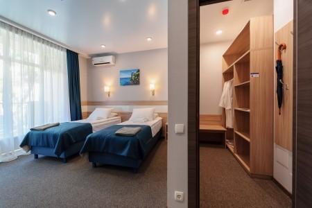 Улучшенный 2-местный 2-комнатный корпус Гермес, фото 6
