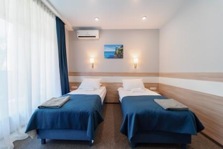 Улучшенный 2-местный 2-комнатный корпус Гермес, фото 1