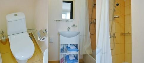 Стандартный номер с кухней с двумя односпальными кроватями, фото 3