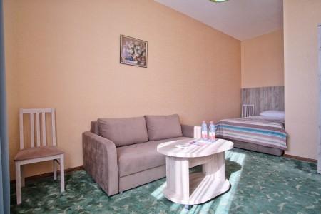 Люкс 2-местный 3-комнатный, фото 4